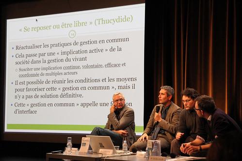[ #VEBC ] Conférence Biens communs, de la nature à la Connaissance. BPI. 14 octobre 2013.