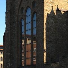 reflect (Cosimo Matteini) Tags: reflection church architecture pen square florence olympus firenze santamarianovella m43 mft 45mmf18 epl1 mzuiko cosimomatteini