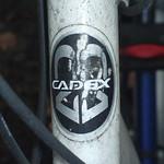 Cadex bicycle head badge logo thumbnail