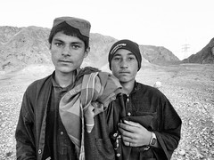 The Afghans (Abaseen Afghan) Tags: pakistan blackandwhite photojournalism quetta mobilephotography qmobile