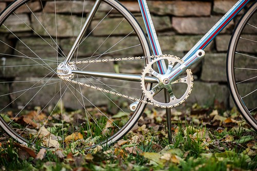 Rex's Track Bike