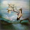 It's time to fly (jaci XIII) Tags: sky tree bird heron pássaro céu árvore garça cascading cascata d2jrlrp