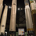 Titan II and Titan I rockets