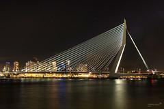 Erasmusbrug Rotterdam (Ashley Timothy) Tags: rotterdam kopvanzuid hdr erasmusbrug nieuwemaas hollandamerikakade