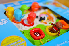 The Right Fit (WindUpDucks) Tags: toy toys walker domo learning qee vtech toy2r sittostand