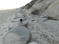 SAM_2848 (.Martin.) Tags: uk homes sea storm coast high december dunes norfolk east damaged surge destroyed tides 6th devastation collapsed anglia clifftop hemsby 2013