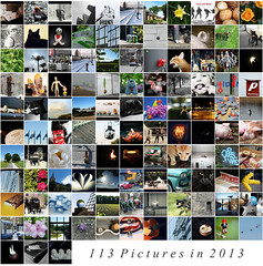 113 Pictures in 2013 (Judy **) Tags: mosaic mozaiek 2013 113picturesin2013