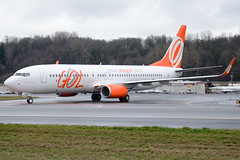GOL PR-GXQ (Drewski2112) Tags: seattle county field airport king international boeing airlines gol 737 737800 bfi kbfi b738 prgxq