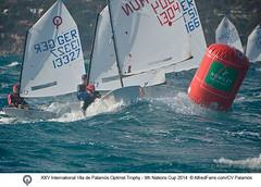 _AFB0852 (Alfred Farr) Tags: cup cat de sailing  girona vila international trophy catalunya optimist 9th nations 2014 palams palamos xxv alfredfarrecom optimst fotoalfredfarre {vision}:{outdoor}=0892 {vision}:{sky}=0768