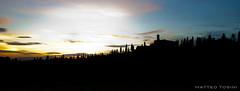 La fine del castello (MiddleMatte) Tags: castle tuscany siena montalcino toscana castello banfi
