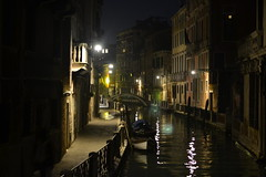 Venice (Claire Jarvis Photography) Tags: city travel venice italy night buildings canal claire ancient cityscape jarvis magical timeless rusic