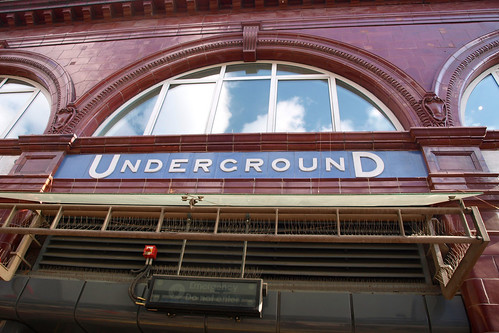 Transport Information: Covent Garden Underground Station exit-only until late 2014
