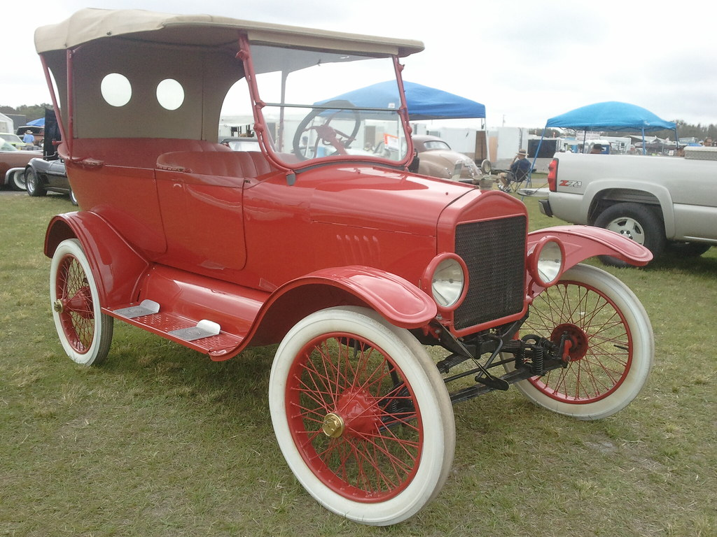 Zephyrhills Car Show: The World's Newest Photos Of 1918 And Car