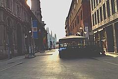 Via Dante Milano (Gianlukmilano) Tags: morning sky sunshine breakfast sunrise work early bed wake day fresh sleepy tired snooze ready daytime awake wakeup goodmorning goingout wakingup gettingready morn photooftheday refreshed viadante earlybird sluggish instagood tagsforlikes instamorning uploaded:by=flickrmobile colorvibefilter flickriosapp:filter=colorvibe
