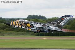 46+33 - Panavia Tornado (iainthomson84) Tags: uk aircraft air royal airshow international departures raf 2012 fairford airtattoo