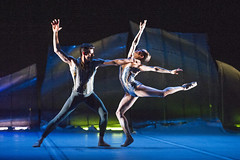 Thiago Soares and Marianela Nuñez in DGV: Danse à Grande Vitesse, The Royal Ballet © ROH / Tristram Kenton 2014 (Royal Opera House Covent Garden) Tags: production dgv royalballet productionphoto triplebill thiagosoares bychristopherwheeldon