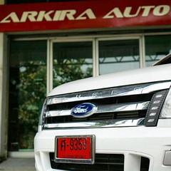 ไฟเดย์ไลท์กระจังหน้า Front grille daylight @arkira_auto www.arkira-auto.com