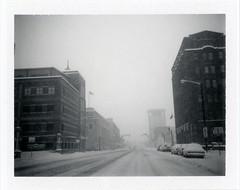South Bend, IN by moominsean - Polaroid 190, Fuji FP-3000B