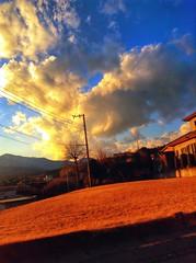 Sunset 夕景