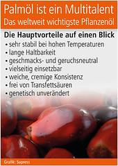 Palmöl ist ein Multitalent (prnews24) Tags: wwf pflanzenöl transfettsäuren multitalent lebensmittelbranche palmöl wwwpandaorgpalmoilscorecard2013 hektaranteil haltbarkeitsdauer cremigkeit einkaufspolitik
