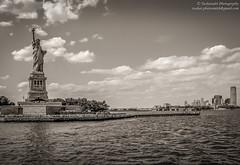 Liberty (tusharadri) Tags: newyork statueofliberty libertyisland