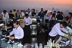 The last aperitif in BKK. (manuelfanciullacci) Tags: canon thailand asia bangkok bkk aperitif statetower d5100