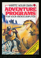 jgroom_wyoadventureprograms_1c (Jim Groom) Tags: pet apple dragon commodore knight 8bit computergame basic zxspectrum sinclair zx81 oric hauntedhouse trs80 usborne dragon32 sinclairzx81 vic20 appleii commodorevic atmos commodorevic20 commodorepet adventuregame textadventure computerbook dragon64 jennytyler oric1 oricatmos microsoftbasic timex1000 chrisoxlade timex2000 writeyourownadventureprograms leshowarth