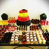 Bolo Ferrari #cakedesign #cake #bololindo #aniversário #festa #crianças #baby #encomendas #bololindo #Ferrari (Atelier Neia Lucin Bolos) Tags: baby cake ferrari festa crianças aniversário encomendas cakedesign bololindo