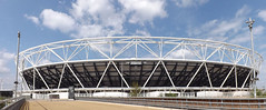 Olympic Stadium (lcfcian1) Tags: city england panorama london exterior stadium pano capital panoramic olympic olympicstadium stadia