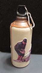The Tag (C A B'z) Tags: stainlesssteel baseball polymerclay waterbottle imagetransfer