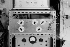 vacuum line (Leo Reynolds) Tags: bw 35mm lab vacuum scan line equipment negative laboratory 35mmnegative leol30random xleol30x