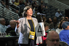 Morning plenary May 19 fossil fuel gc2016 (United Methodist News Service) Tags: methodist plenary generalconference gc2016