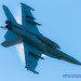 EA-18G VAPING INTO A BREAK