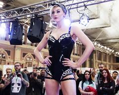 Great British Tattoo Show 2016 (Nick Atkins Photography) Tags: london fashion tattoo lingerie alexandrapalace latex alternative nickatkinsphotography greatbritishtattooshow2016 pennysuzannewood