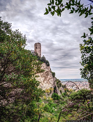 Maddaloni Castle (Giovanni Cordiale ) Tags: new morning wallpaper sky italy panorama mountain flower green tower castle art home nature colors beauty architecture religious photography three photo spring amazing fantastic nikon flickr day thankyou treasure view natural cloudy colorfull quality object extreme royal tags location best unesco experience passion d750 expressive capture effect hdr picoftheday caserta followme maddaloni 24120 elitephotography addlike eyeofphotographer definited