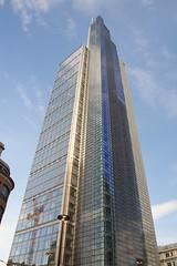 The Heron Tower at London City (filippo.bassato) Tags: london tower heron buildings torre edificio grattacielo londra commercio allaperto herontower filippobassato complessodigrattacieli
