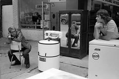 "Kensington Market, Toronto, 1983 <a style=""margin-left:10px; font-size:0.8em;"" href=""http://www.flickr.com/photos/52674600@N02/26866760903/"" target=""_blank"">@flickr</a>"
