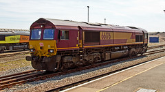 66176 (JOHN BRACE) Tags: canada london english scottish loco 1999 66 class co welsh seen built livery eastleigh gmemd 66176