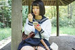 (Summer tennis traning) (kazuma ogaeri MOSO) Tags: japan skirt highschool tennis sailor japanesegirl kazumaogaeri