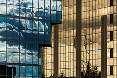_DSC0777 (Tomcat mtl) Tags: blue windows building glass architecture gold refelection curtainwall