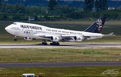 Air Atlanta Icelandic - Boeing 747-400 TF-AAK - Iron Maiden (Ed Force One) c/s - Düsseldorf Airport 28/05/2016 (spottermarc) Tags: world atlanta colors souls plane canon germany airplane ed deutschland one book airport iron tour force mark air tail flight jet engine 666 off special ii 400 satan take devil 5d rotation passenger boeing dusseldorf düsseldorf departure maiden 747 b747 747400 icelandic planespotting 744 dus spotter 100400 planespotter b744 avgeek eddl fgith cc666 tfaak