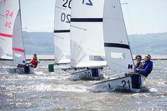 DSC07711-e.jpg (Mac'sPlace) Tags: west club kirby sailing racing firefly dinghy westkirby 2016 wilsontrophy wksc