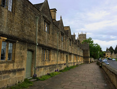 Almshouses, Chipping Campden (tmvissers) Tags: uk england cotswolds chipping campden almshouses baptisthicks
