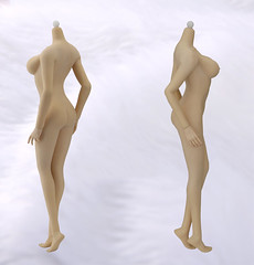 JIAOU Doll JD-004 Female Seamless Body in Pale_Large Bust - 03 (Lord Dragon 龍王爺) Tags: hot female toys actionfigure doll seamless onesixthscale 16scale 12inscale jiaou