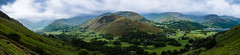 A View From the Top (Bo47) Tags: uk greatbritain england panorama mountains green clouds landscape europe view stitch hills done 2015 bo47 bonielsen lumixgvario1235mmf28 olympusomdem1 wwwjustwalkedbycom wwwbonielsenme