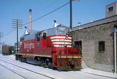 CB&Q GP7 242 (Chuck Zeiler) Tags: railroad burlington locomotive naperville 242 chz emd cbq gp7