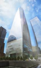 Freedom Tower, One World Trade Center, Manhattan, NYC (DanielBalarezo) Tags: city nyc sky urban ny newyork building manhattan worldtradecenter hdr iphone skycrapper freedomtower iphotography oneworldtradecenter