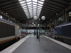 Gare du Nord (portemolitor) Tags: paris train gare eurostar du 10th e300 garedunord arrondissement nord 10me 10e 75010