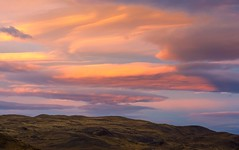 Patagonian Clouds (Waldemar*) Tags: chile sunset patagonia latinamerica southamerica nature colors clouds landscape nationalpark nikon scenery colours scenic torresdelpaine steppe magallanes parquenacional d7100 afs70200mmf28gvrii waldemarhalka wwwhalkaphotocom