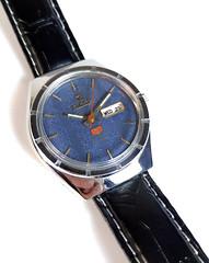 Ricoh 9 Automatic (adam.vanscoyoc) Tags: watch wristwatch ricoh madeinjapan daydate watchporn mechanicalwatch automaticwatch vintagewatch japanesewatch ricoh9 ricohwatch